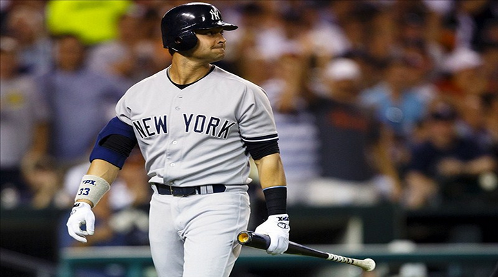 Nick Swisher Signed a 4-Year, $56 Million Contract With the Indians