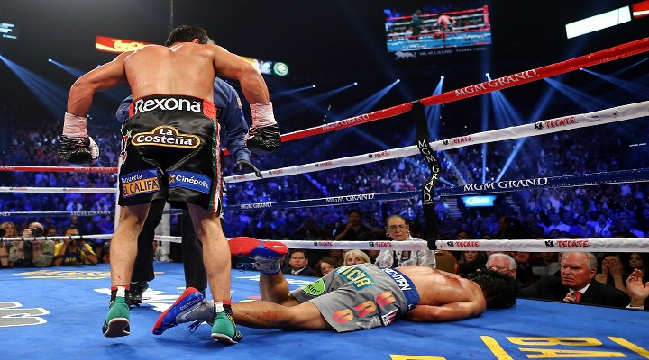 Juan Manuel Marquez Knocked Out Manny Pacquiao… COLD [Video]