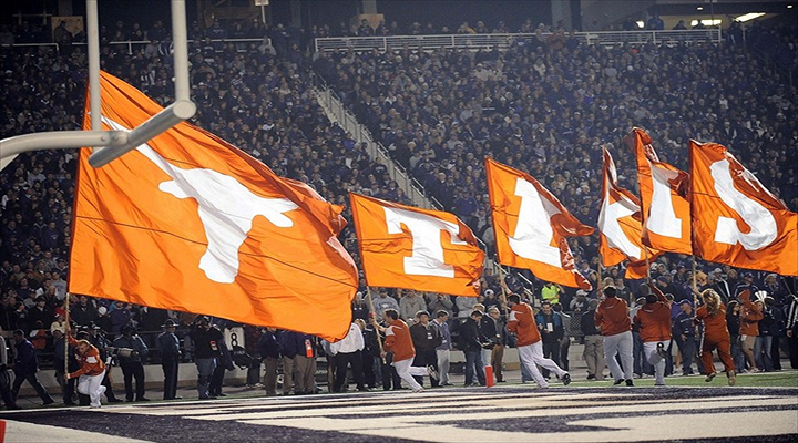 Two Texas Longhorns Players Accused of Sexual Assault at Hotel in San Antonio