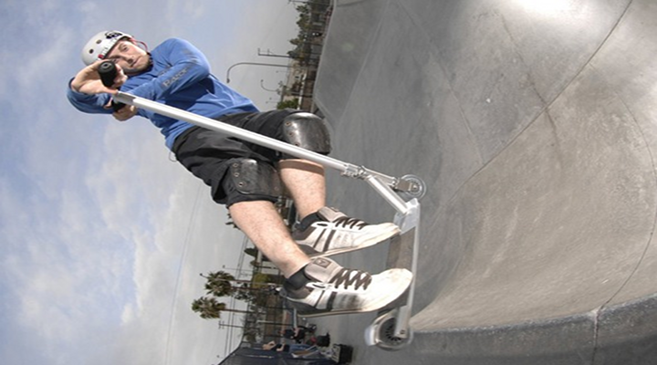 Wide World of Sports: Grown Men Doing Amazing Tricks on Razor Scooters [Video]