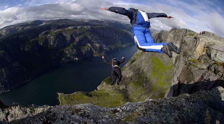 Incredible HD Video of People Doing Extreme Sports