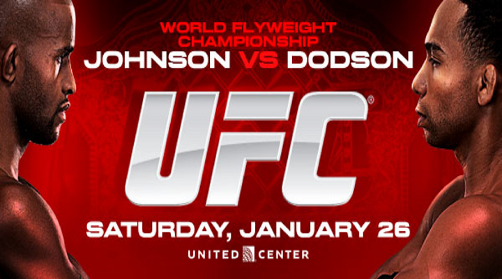 UFC on FOX TONIGHT- Live from the Windy City! Predictions & Previews