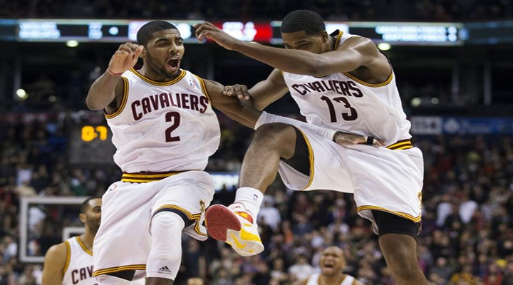 Kyrie Irving 3-Pointer Beats Toronto, and the Cavs' Star Now Has 5 Game-Winners in His Career