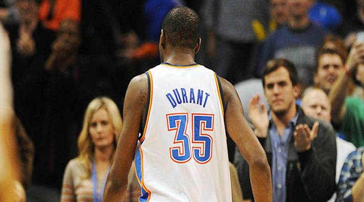 Kevin Durant Ejected For the First Time in His Career in Thunder Loss to Brooklyn Nets [Video]