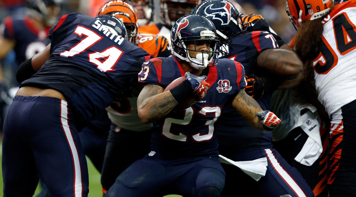 Texans Use Four Field Goals to Beat the Bengals 19-13; Houston Advances to Divisional Round [Video Highlights]