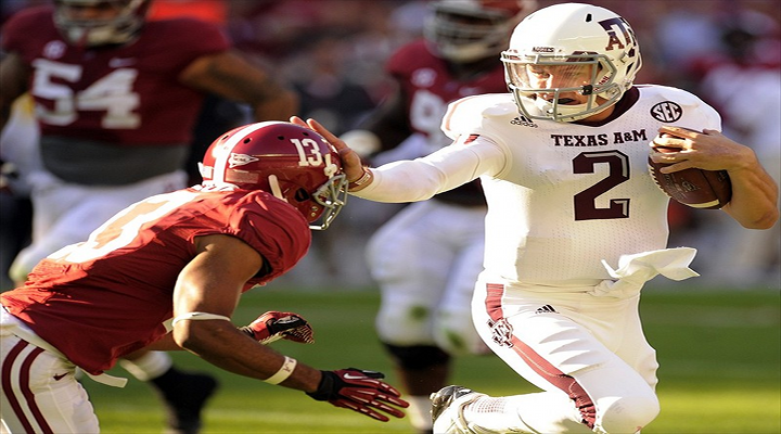 Texas A&M Trick Play Sets Up Another Johnny Manziel Cotton Bowl Touchdown [Video]