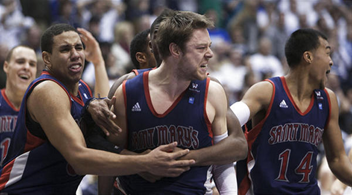 Matt Dellavedova Hit a Game-Winning, Double-Clutch Buzzer-Beater Against BYU [Video]
