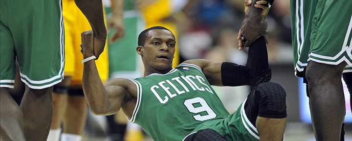 Rajon Rondo Has Torn ACL: Boston's Point Guard is Done for the Season & the Celtics' 5-Year Run is over