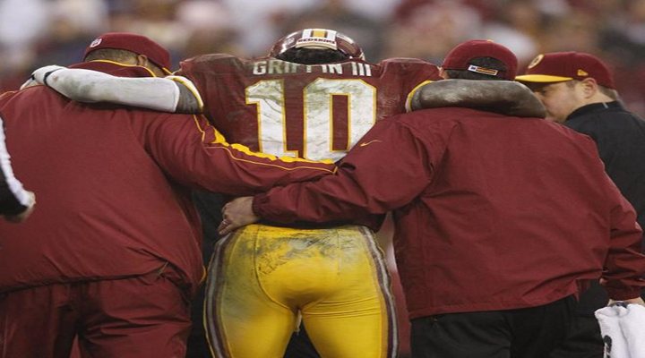 Robert Griffin III Will Travel to Alabama to Have His Knee Further Examined by Dr. James Andrews