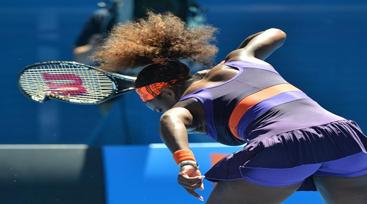 Serena Williams Smashed Her Racket to Pieces During Her Loss at the Australian Open [Video]