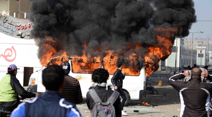 Egypt: 27 People Killed in Riot, Including Two Police Officers & Two Soccer Players [Video]