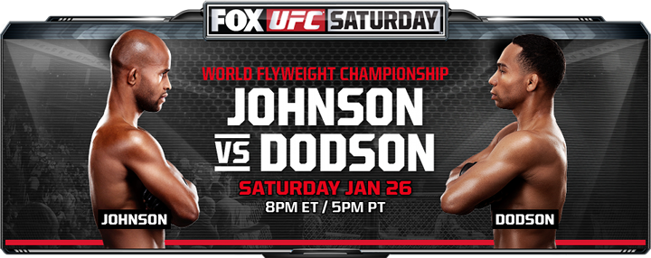 UFC Fly-Weight Championship Live & FREE Tonight on FOX & FX!