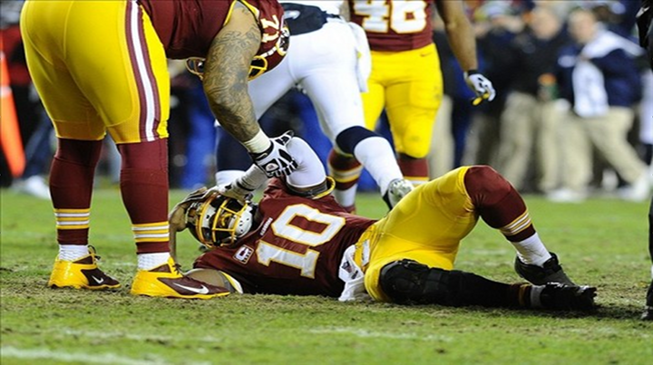 Robert Griffin III Has Torn ACL and LCL; Will Have Surgery In Morning