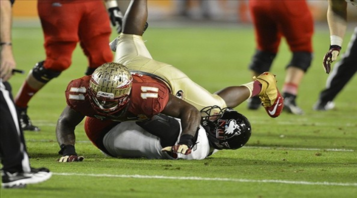 Florida State's Vince Williams on Jordan Lynch of Northern Illinois: 'He's Terrible … He's Not Good at All'
