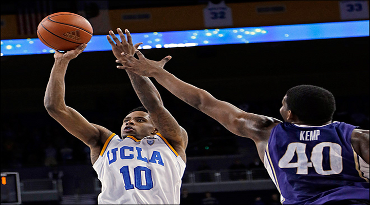 Bruins Larry Drew Hit A Buzzer Beater as UCLA Beat Washington [VIDEO]