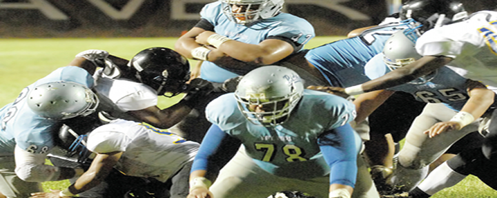 350-Pound H.S. Running Back, David Fangupo, Is Bigger and Faster Than You [Video]