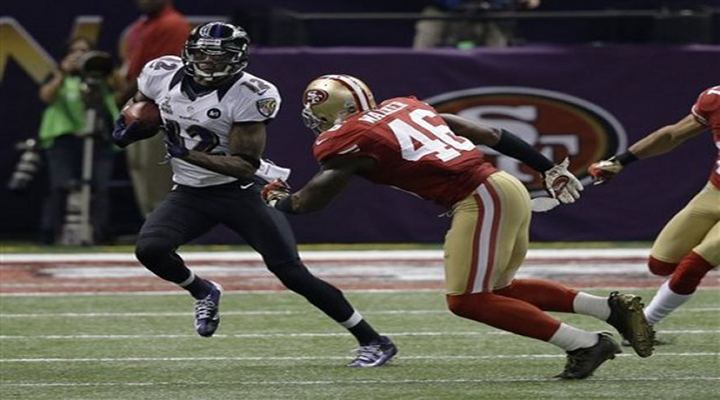 """""""You Got Knocked the F*ck Out!"""": Delanie Walker Lit Up Jacoby Jones in the Super Bowl [Video]"""