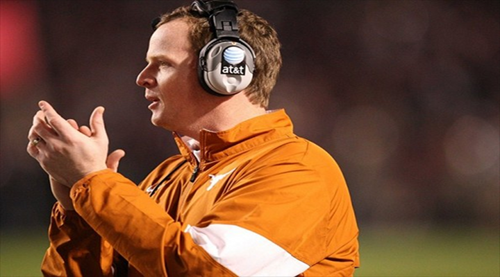 LongHorns OC Major Applewhite Had Affair With Student During 2009 Fiesta Bowl Trip, While His Wife Was Pregnant