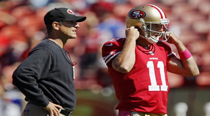 49ers Trade QB Alex Smith to the Chiefs for at Least a Second Round Pick