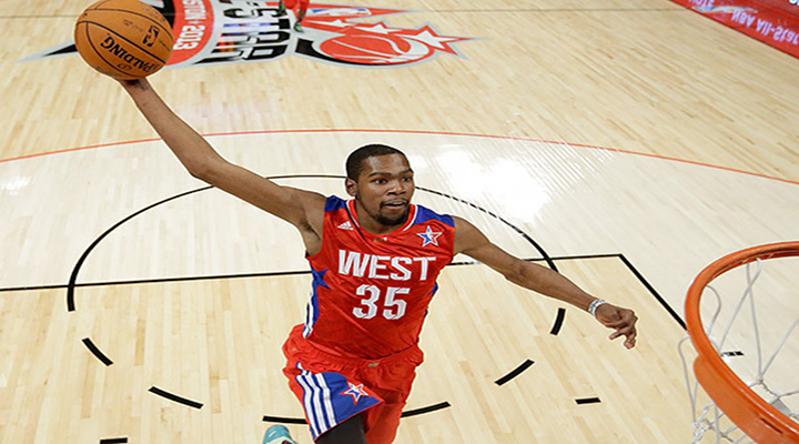 Every Dunk From the 2013 NBA All-Star Game in 95 Seconds [Video]