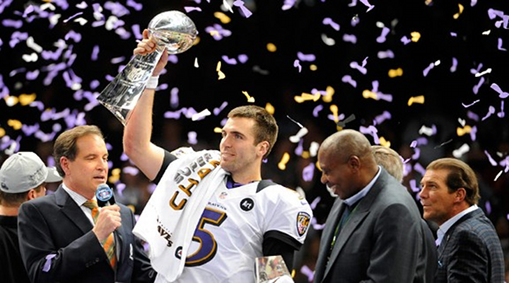 After Winning the Super Bowl & MVP Joe Flacco is Now Going to Stick it to Steve Bisciotti In Contract Negotiations