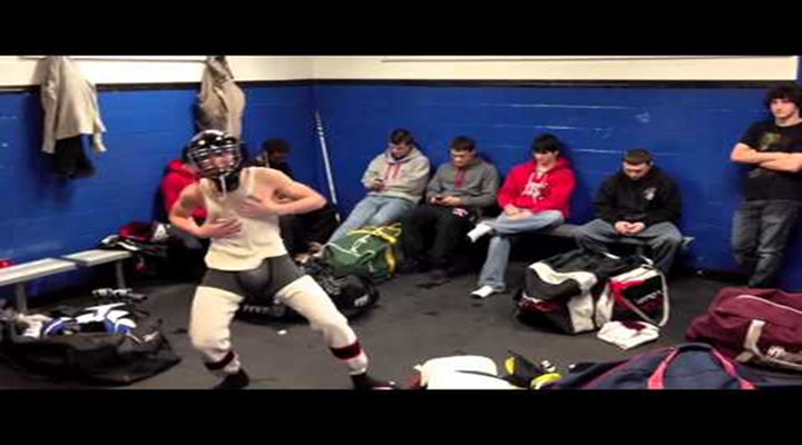 Harlem Shake Video Ends With High School Hockey Team Forfeiting Playoff Game [Video]