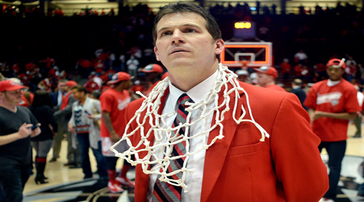 Former New Mexico Head Coach Steve Alford Will Take Over the Helm at UCLA