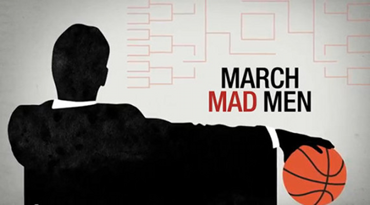 """""""March Mad Men"""" Combines March Madness and Mad Men All In One [Video]"""