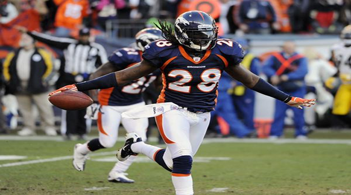 BoneHead: Broncos Safety Quinton Carter Arrested in Las Vegas For Cheating at a Craps Table