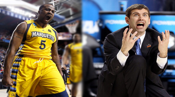 #3 Marquette Beats #6 Butler 74-72 in Frantic Last Few Seconds to Advance to the Sweet 16 [Video]