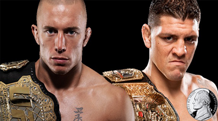 UFC 158 - George St-Pierre Vs. Nick Diaz - LIVE ONLY on Paper View!