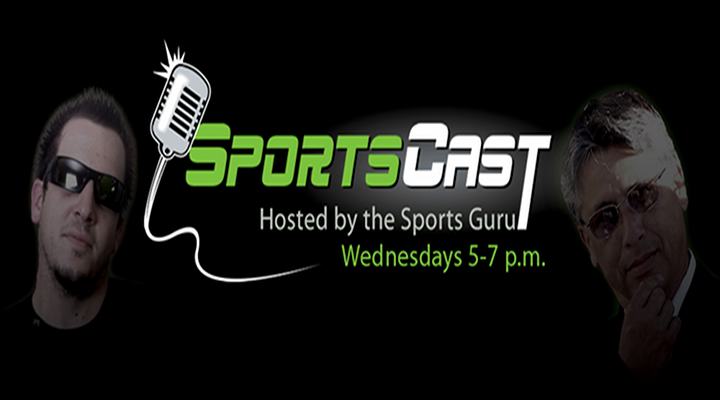 SportsCast: Episode 70 (03-27-13) – Special Guest Ian Bagg Stops by the Studio to Talk NHL, March Madness & More!