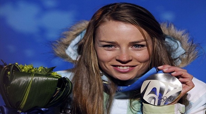 Skier Tina Maze Competed Under Police Protection After Death Threat
