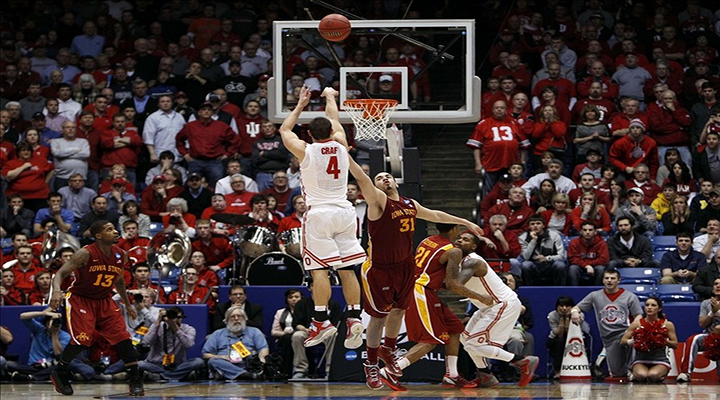 Aaron Craft Buzzer Beater Puts Ohio State in Sweet Sixteen With 78-75 Win Over Iowa State [Video]