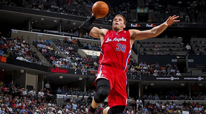 Dunk(s) of the Day: Blake Griffin Goes Beast Mode with Monster Left-Handed Dunk Over Ian Mahinmi [Video]