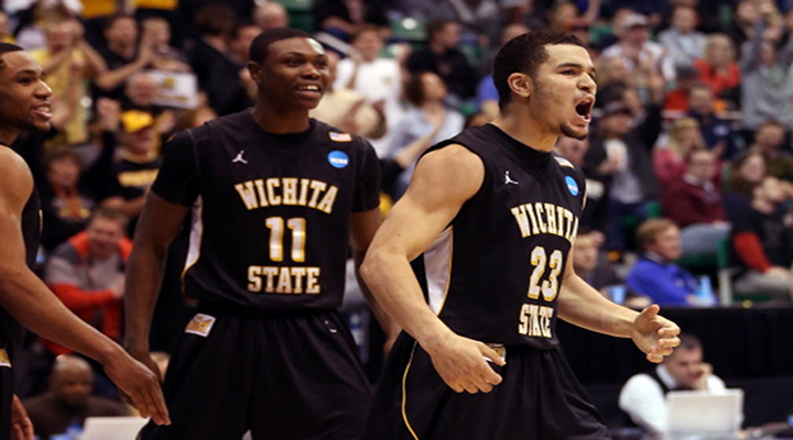 Top Seeded Gonzaga Goes Down; Wichita State Stuns Bulldogs 76-70 to Advance to the Sweet 16 [Video]