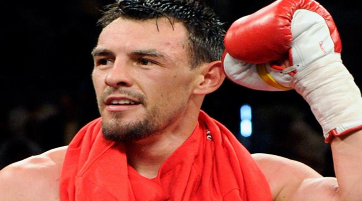 Professional Boxer, Robert Guerrero, Arrested For Gun Possession at JFK Airport & Facing Felony Charges