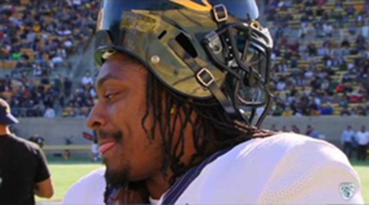 Seahawks RB Marshawn Lynch Ran for a Touchdown at the Cal Spring Game [Video]