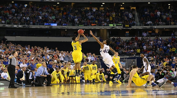 Trey Burke Sends Michigan Into Elite 8 With Clutch Three-Pointer From Outer Space [Video]