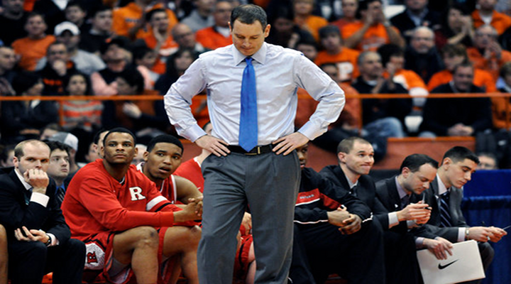 "Rutgers Basketball ""Scandal""?"