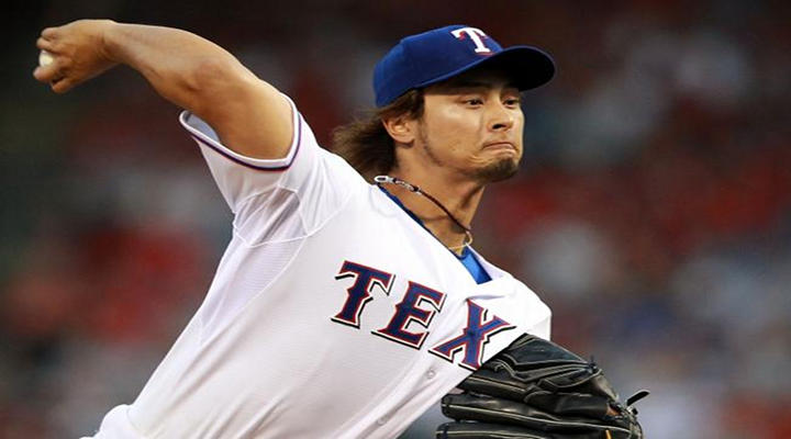 Rangers Yu Darvish Perfect Game Broken Up With Two Outs in the Bottom of the Ninth Against Astros [Video]