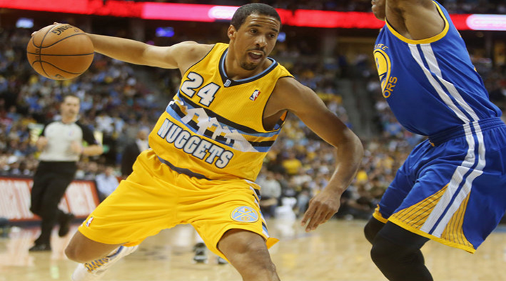 Andre Miller Goes Off For 28 Points and the Game Winning Layup as Denver Beats Golden State [Video]