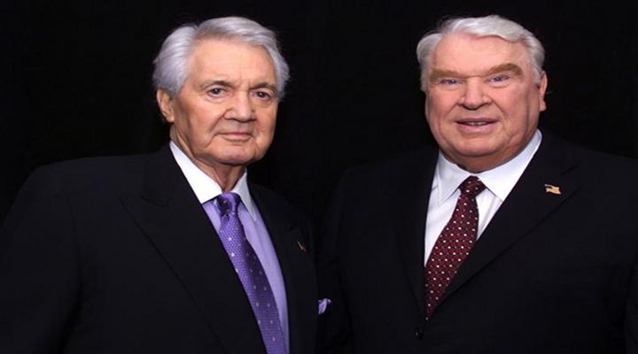 One of the Greatest NFL Broadcasters, Pat Summerall, Has Died at the Age of 82