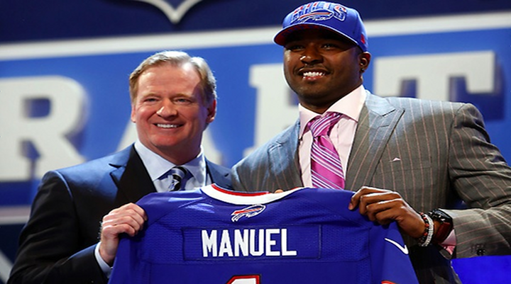 Post NFL Draft Thoughts: Day 1 & 2