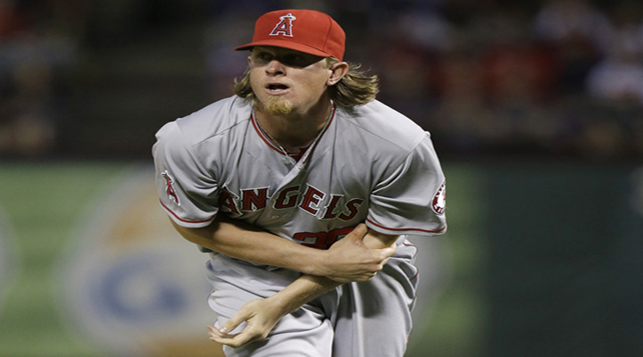 Angels Ace Jered Weaver Out 4-6 Weeks With a Fractured (Non-Throwing) Elbow