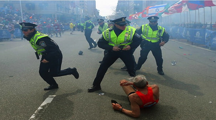 Bill Iffrig, the 78-year-old Runner Knocked Off His Feet by a Bomb at the Boston Marathon, Finished the Race
