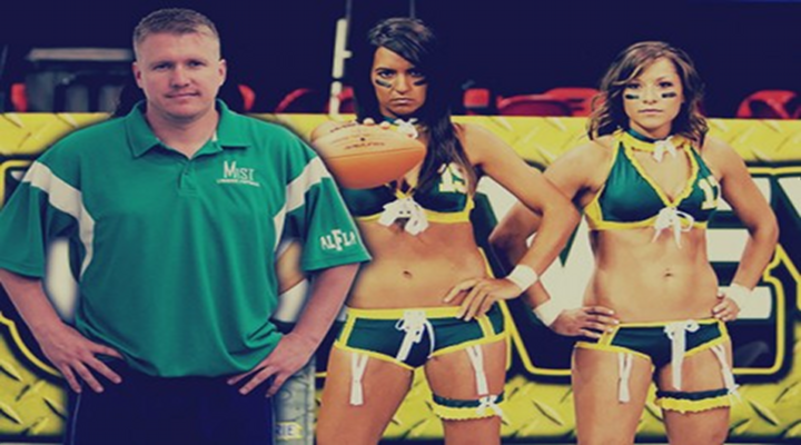 Lingerie Football League Coach Goes on F-Bomb Filled Locker Room Rant, Makes Mike Rice Look Nice [Video]