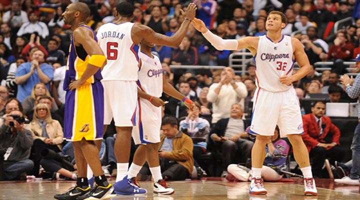 Clippers Clinch Their First Pacific Division Title in Franchise History With Dominating Win Over Lakers [Video Highlights]