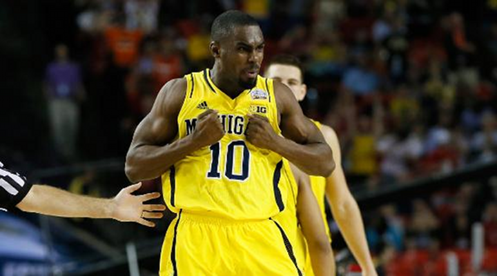 Michigan's Tim Hardaway Jr. Throws Down Emphatic Dunk to Bring the Wolverines Within Two Points Late [Video]
