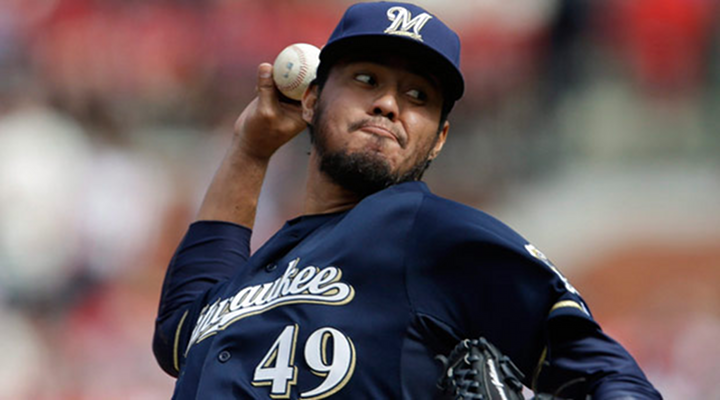 BoneHead: Brewers Pitcher Yovani Gallardo Arrested for DUI With BAC of 0.22, Three Times the Legal Limit